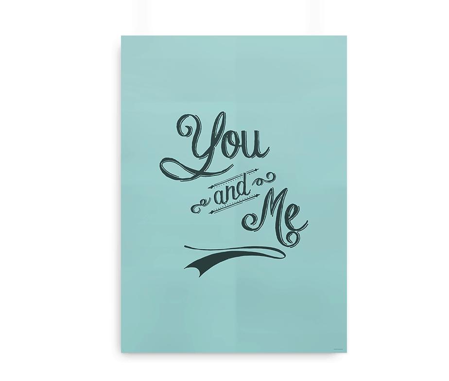 """""""You and me"""" gaven til kæresten"""