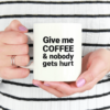 Give Me Coffee - krus