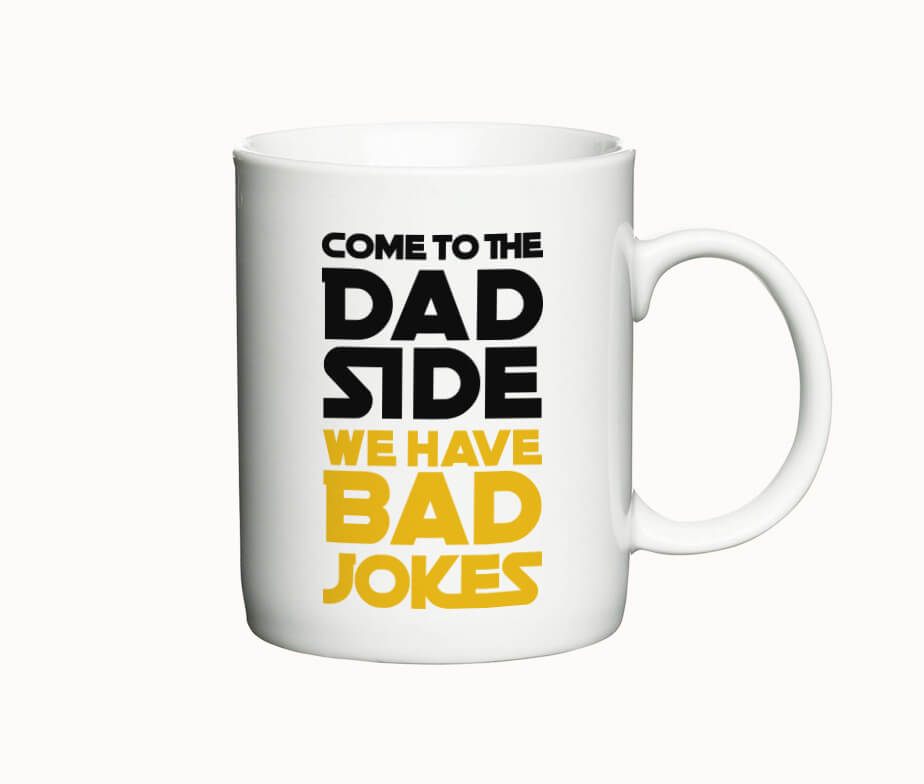 Come to the Dad Side - krus med Star Wars