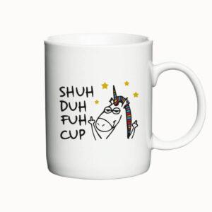 Shuh Duh Fuh Cup - krus med enhjørning