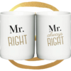 Mr. & Mr. Right