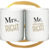 Mrs. & Mr. Right